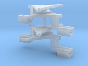 #00Q Kurzkupplungsdeichsel 01 (2 Paar) in Smooth Fine Detail Plastic