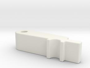 *NUBS -Hop Up Arm for Striker S1  in White Natural Versatile Plastic