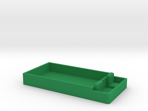 1/86 Scale insert for EKO DUKW in Green Strong & Flexible Polished