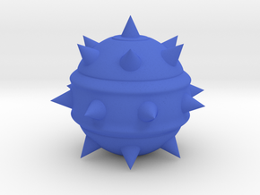 High-Poly Stickybomb in Blue Strong & Flexible Polished
