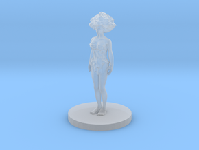 Dryad in Smooth Fine Detail Plastic