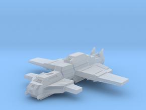 Furious Interceptor  in Smooth Fine Detail Plastic