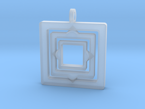 Teleport in Smooth Fine Detail Plastic