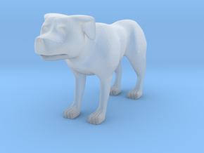 Dog - HO 87:1 Scale in Smooth Fine Detail Plastic