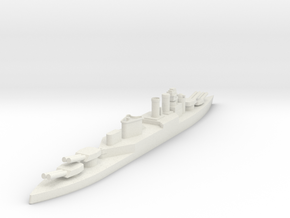 HMS HOOD 1/3000 in White Strong & Flexible