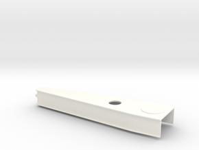 1.6 CARGO BRACKET EC135 (A) in White Processed Versatile Plastic