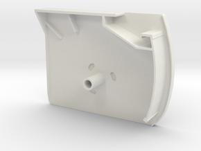 Silhouette Parts BC345 Right in White Natural Versatile Plastic