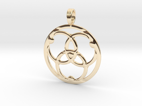 SPIRIT SOUL in 14K Yellow Gold