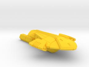 Ansata Eta V Transport - 1:7000 in Yellow Strong & Flexible Polished