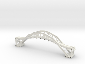 Trainbridge prototype  in White Strong & Flexible