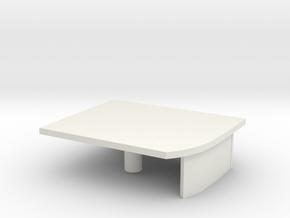 Silhouette Parts BC344 Left in White Natural Versatile Plastic