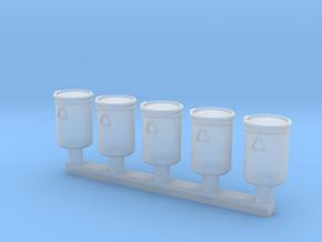 TJ-H02011x5 - Futs 30l ouverture totale in Smooth Fine Detail Plastic