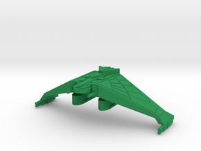5k Wing of Retribution in Green Processed Versatile Plastic