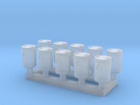 TJ-Z2015x10 - Futs 30l a bondes in Smoothest Fine Detail Plastic
