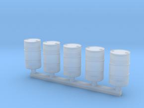 TJ-H02017x5 - Futs 113l a bondes in Smooth Fine Detail Plastic