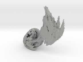 Unreal Axe in Aluminum