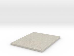 Model of Paros in Sandstone