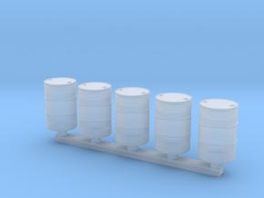 TJ-H02018x5 - Futs 223l a bondes in Smooth Fine Detail Plastic
