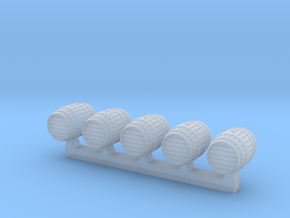 TJ-H02019x5 - Tonneaux 30l in Smooth Fine Detail Plastic