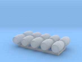TJ-H02021x10 - Tonneaux 110l in Smooth Fine Detail Plastic
