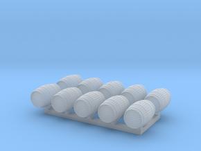 TJ-Z2021x10 - Tonneaux 110l in Smoothest Fine Detail Plastic