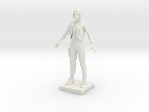 Printle V Femme 478 - 1/24 in White Natural Versatile Plastic