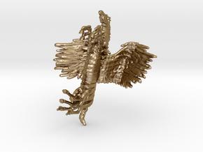 NewDivaPeg in Polished Gold Steel