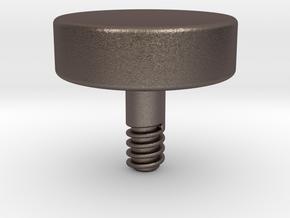 Figdet Spinner Button Screw in Stainless Steel
