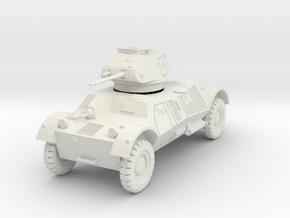 PV117 Pansarbil m/39 Lynx (1/48) in White Strong & Flexible