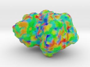 Human Interleukin-6 in Full Color Sandstone