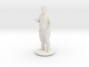 Printle C Homme 515 - 1/32 in White Strong & Flexible