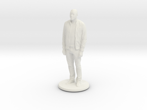 Printle C Homme 505 - 1/32 in White Strong & Flexible