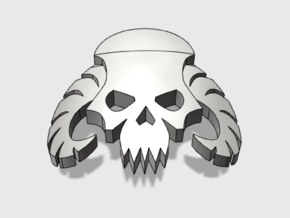 60x Exorcists : Shoulder Insignia pack in Frosted Extreme Detail