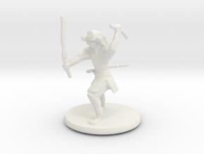 Printle V Homme 455 - 1/87 in White Natural Versatile Plastic