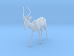 Impala 1:22 Walking Male in Smooth Fine Detail Plastic