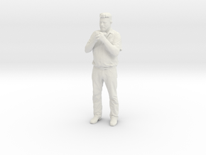 Printle C Homme 411 - 1/48 in White Strong & Flexible