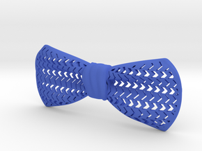 ZigZag in Blue Processed Versatile Plastic