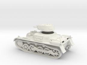 VBA Panzer I Ausf. A Sd.Kfz 101 in White Natural Versatile Plastic