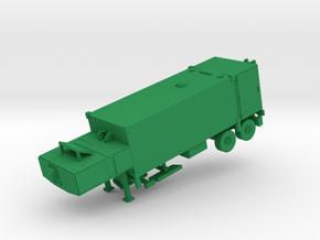 GLCM Launch Control Center XM999 in Green Processed Versatile Plastic: 1:200
