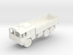MAN 7t MIL GL  in White Processed Versatile Plastic: 1:160 - N