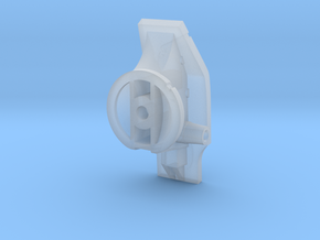 Wave Serpent Replacement Turret in Smooth Fine Detail Plastic