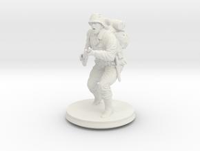 Printle C Homme 403 - 1/87 in White Natural Versatile Plastic