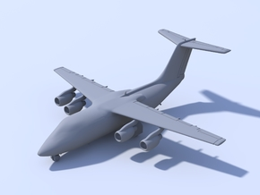 1:400 - BAE146-100 in Frosted Ultra Detail