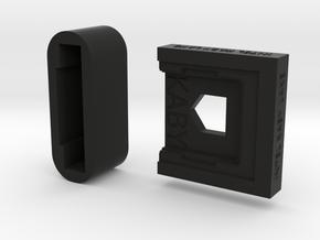 INTEL KABY LAKE DELIDDER in Black Natural Versatile Plastic