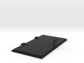 Rotastage Controller Cover in Black Natural Versatile Plastic