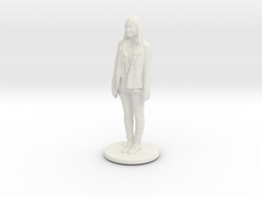 Printle C Femme 363 - 1/24 in White Natural Versatile Plastic