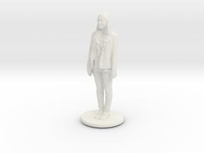Printle C Femme 363 - 1/24 in White Natural Versatile Plastic