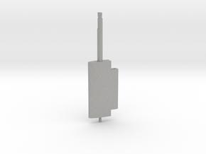 Flap Rudder (Main Blade) V03 1/87 in Aluminum