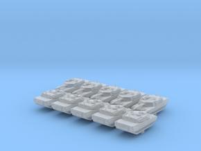 1/700 M1A1 AIM Main Battle Tank x10 in Smoothest Fine Detail Plastic