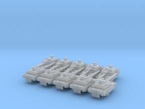1/700 British FV4034 Challenger 2 ATDU x10 in Smoothest Fine Detail Plastic